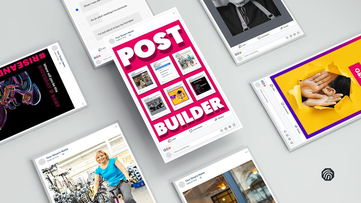 post builder featured image