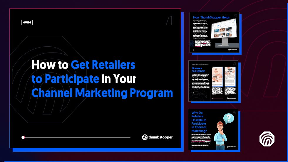How to Get Retailers to Participate in Your Channel Marketing Program